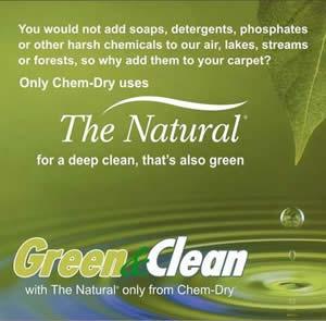 Why Use Chem-Dry